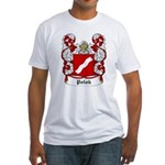 Polok Coat of Arms Fitted T-Shirt