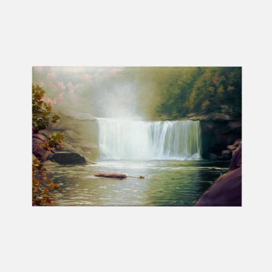 Cumberland Falls Rectangle Magnet