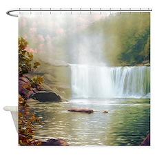 Cumberland Falls Shower Curtain