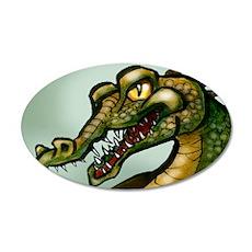 Crocodile Wall Sticker