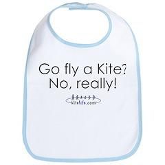 Go Fly A Kite? Bib