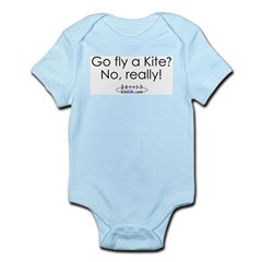 Go Fly A Kite?<br>Infant Creeper