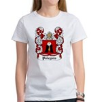 Pnieynia Coat of Arms Women's T-Shirt