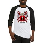 Pnieynia Coat of Arms Baseball Jersey