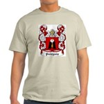 Pnieynia Coat of Arms Ash Grey T-Shirt