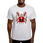 Pnieynia Coat of Arms Ash Grey T-Shirt