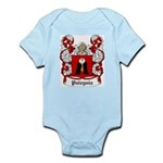 Pnieynia Coat of Arms Infant Creeper
