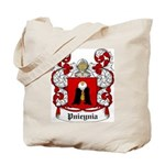 Pnieynia Coat of Arms Tote Bag