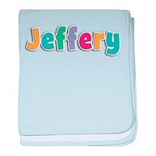 Jeffery baby blanket