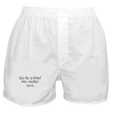 Go fly a kite?<br>Boxer Shorts