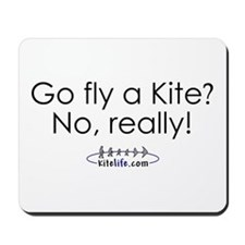 Go fly a kite?<br>Mousepad