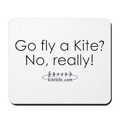 Go fly a kite? Mousepad