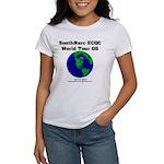 SouthNarc World Tour 2008 Women's T-Shirt
