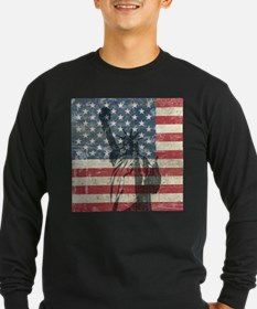 Vintage Statue Of Liberty T