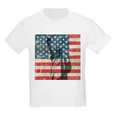 Vintage Statue Of Liberty T-Shirt