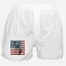 Vintage Statue Of Liberty Boxer Shorts