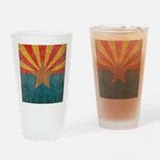 Vintage Arizona Drinking Glass