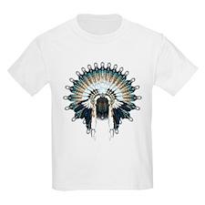 Native War Bonnet 02 T-Shirt