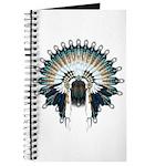 Native War Bonnet 02 Journal