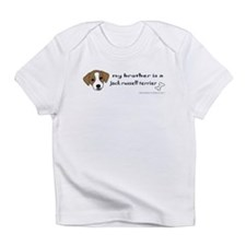 jack russell terrier Infant T-Shirt