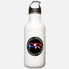 PR BORICUA Water Bottle