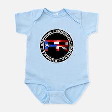 PR BORICUA Infant Bodysuit