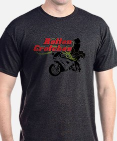 Rotten Crotches motorcycle club T-Shirt
