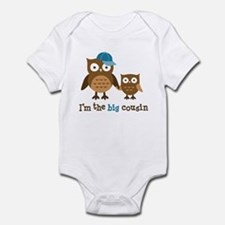 Big Cousin - Mod Owl Infant Bodysuit