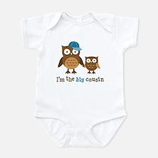 Big Cousin - Mod Owl Infant Bodysuit