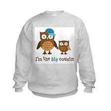 Big Cousin - Mod Owl Sweatshirt