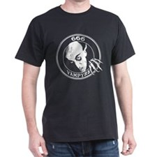 666 Nosferatu Black T-Shirt