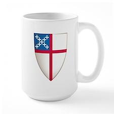 Episcopal Shield Mug