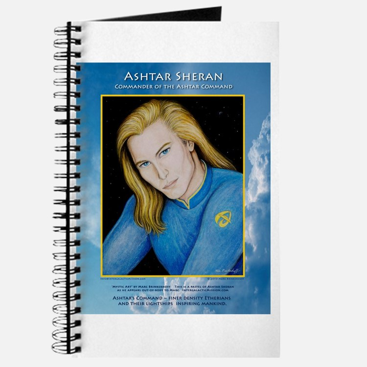 Ashtar Sheren ~ Journal