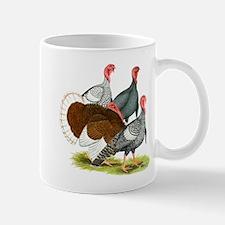 Heritage Turkeys Mug