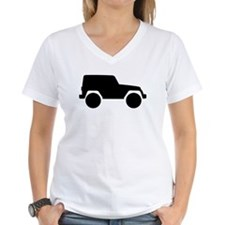 Jeep Outline Shirt