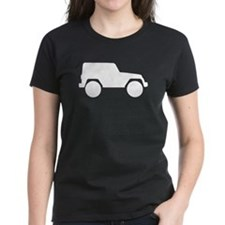 Jeep Outline Tee