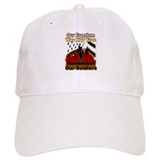 Our Freedom Was Not Free Remember Our Soldiers Baseball Cap
