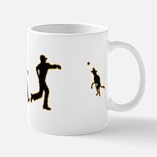 Playing With Dog Mug