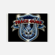 Tracii Guns Rectangle Magnet