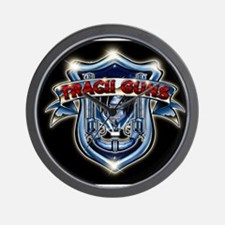 Tracii Guns Wall Clock