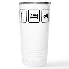 Eat Sleep Jeep Travel Mug