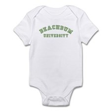 BeachBum University Infant Bodysuit