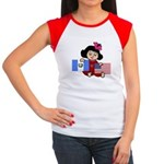 Guatemala Girl Women's Cap Sleeve T-Shirt