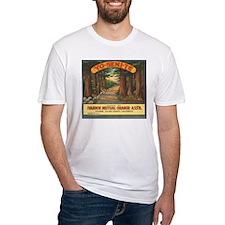 Yosemite Fruit Crate Label Shirt