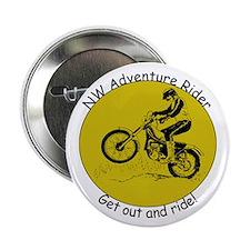"""NW Adventure Rider 2.25"""" Button"""