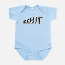 Amateur Radio Infant Bodysuit