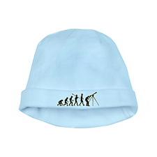 Astronomy baby hat
