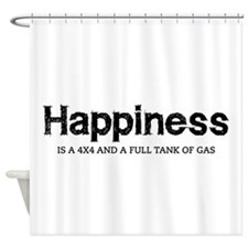 Happiness is a 4x4 and a full tank of gas Shower C