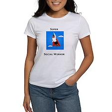 Super Social Worker T-Shirt