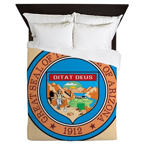 Arizona Seal Queen Duvet